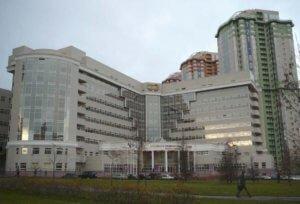 جامعة موسكو الاولى الطبية الحكومية المعروفة باسم سيتشينوف
