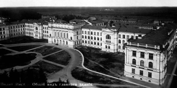 جامعة سانكت بطرسبورغ البوليتكنيك