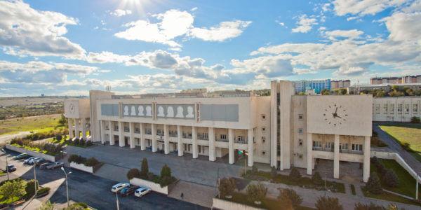 جامعة فولغوغراد الحكومية