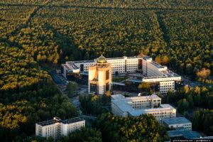 جامعة نوفوسيبيرك الحكومية
