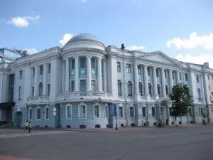 أكاديمية نيجني نوفغورود الطبية الحكومية