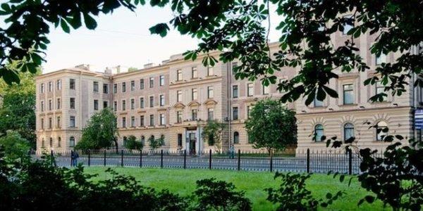 جامعة الطب الأول بإسم بافلوف في سانكت بطرسبورغ